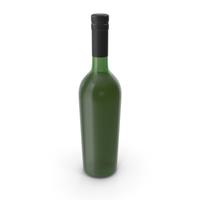 Wine Bottle No Label PNG & PSD Images