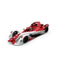 Formula E Dragon 2020 2021 PNG & PSD Images