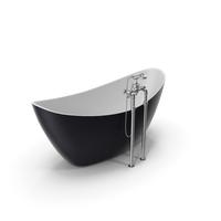 Vintage Bathtub Hylton Cast Iron PNG & PSD Images