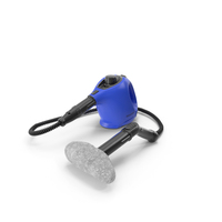 Handheld Steam Cleaner with Extension Mop PNG & PSD Images