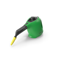 Handheld Steam Cleaner with High Pressure Nozzle PNG & PSD Images