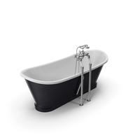 Madeira Bathtub Cast Iron PNG & PSD Images