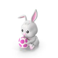 Cartoon Bunny PNG & PSD Images