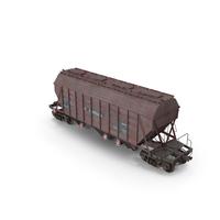 Rail Hopper Car PNG & PSD Images