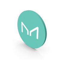 Maker Coin Icon PNG & PSD Images