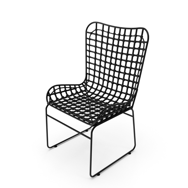 Grid Chair PNG & PSD Images