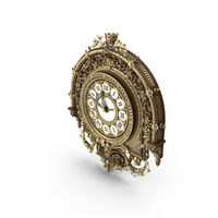 Orsay Museum Clock PNG & PSD Images