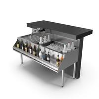 Under Bar Cocktail Station PNG & PSD Images