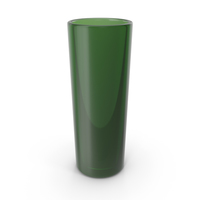Glass Tube Vase PNG & PSD Images