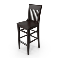 Dining Chair and Stool PNG & PSD Images