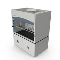 Labconco Protector XStream Laboratory Hood PNG & PSD Images