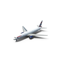 British Airways 767 PNG & PSD Images