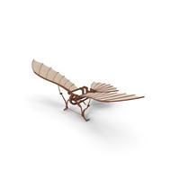 Leonardo Da Vinci Flying Machine PNG & PSD Images