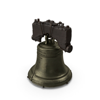 Liberty Bell with Yoke PNG & PSD Images