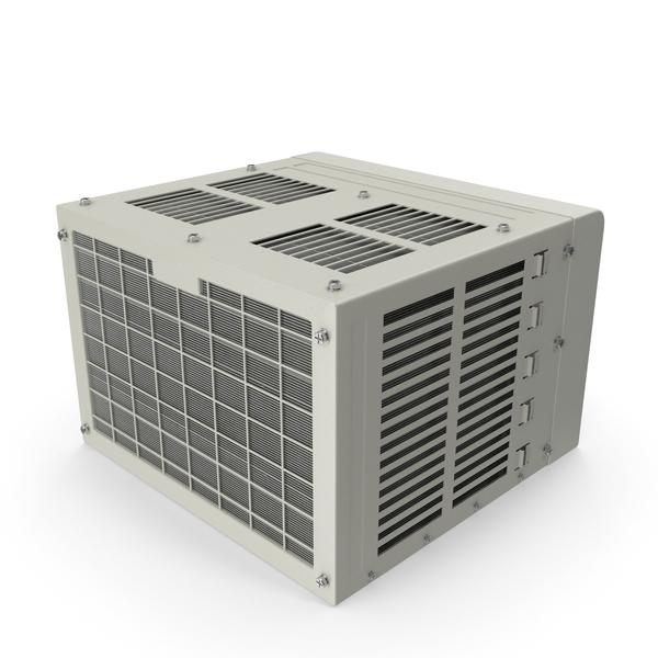 AC Windows Unit PNG & PSD Images