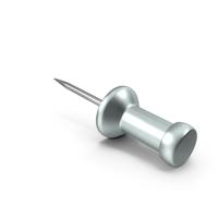 Metal Push Pin PNG & PSD Images