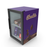 Chocolate Refrigerator PNG & PSD Images