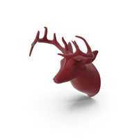 Stag Head PNG & PSD Images