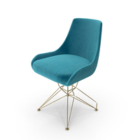 Modern Side Chair PNG & PSD Images