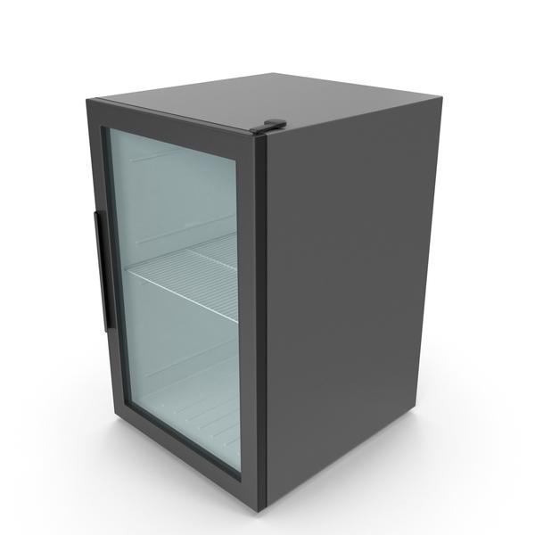 Mini Refrigerator PNG & PSD Images