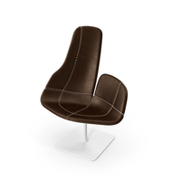 Moroso Fjord chair PNG & PSD Images