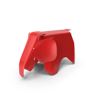 Eames Plywood Elephant PNG & PSD Images