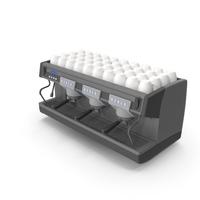 Espresso Machine PNG & PSD Images