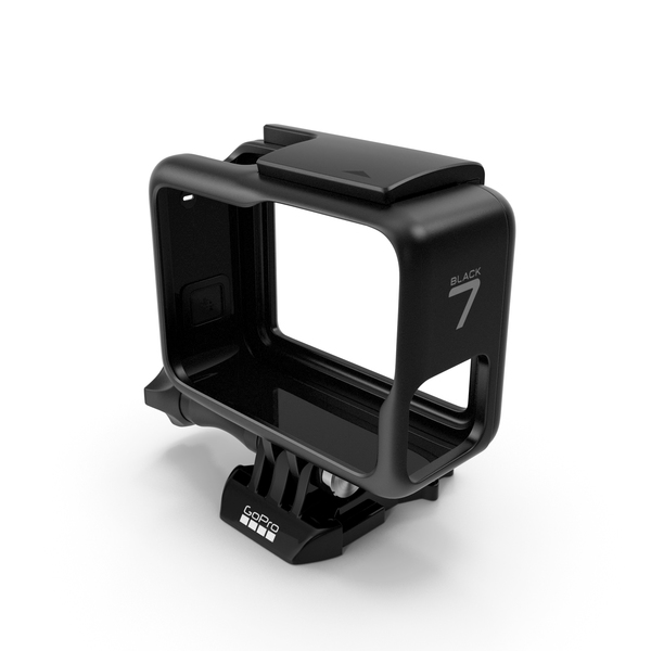 GoPro Hero 7 Protective Case PNG & PSD Images