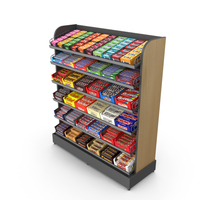 Candy Display PNG & PSD Images