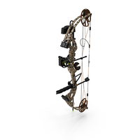 Hunting Compound Bow Bear Cruzer G2 PNG & PSD Images