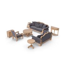 Furniture Living Room PNG & PSD Images