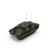 IFV Lynx KF41 Camo Dusty PNG & PSD Images