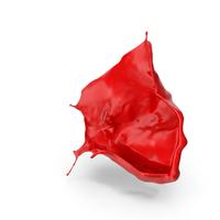 Paint Splash Flat PNG & PSD Images