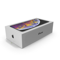 iPhone Xs Max Box PNG & PSD Images