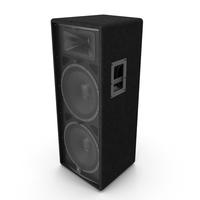 JBL JRX225 Sound Reinforcement Loudspeaker PNG & PSD Images