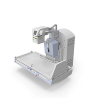 Radiography Machine PNG & PSD Images