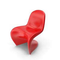 Panton Chair FESTA PNG & PSD Images