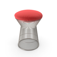 Knoll Platner Stool PNG & PSD Images