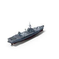 USS Blue Ridge LCC-19 PNG & PSD Images