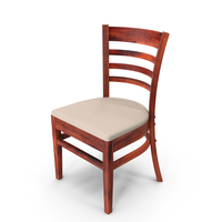 Dining Chair 5 PNG & PSD Images