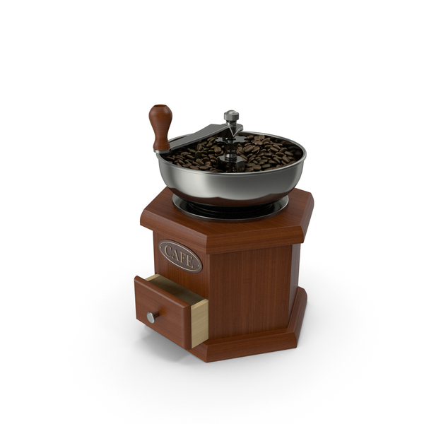 Coffee Grinder PNG & PSD Images