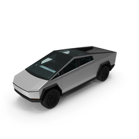 Tesla Cyber Truck PNG & PSD Images