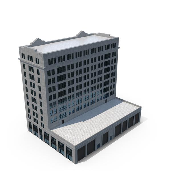 City Building PNG & PSD Images