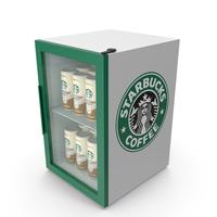Starbucks Refrigerator PNG & PSD Images