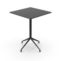 AAT15 Square Table PNG & PSD Images