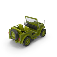 Military Jeep PNG & PSD Images