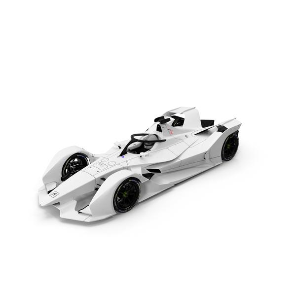 Formula E Gen2 2020 2021 PNG & PSD Images