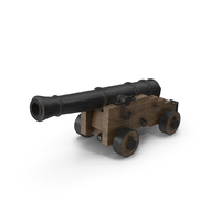 Naval_Cannon PNG & PSD Images
