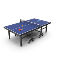 Ping-Pong Table PNG & PSD Images