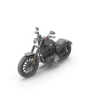 Harley Davidson Iron 883 PNG & PSD Images